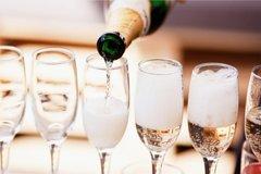 Blanc de Blancs Champagne Tasting