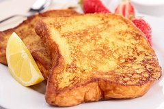 French Brioche and Pain Perdu (French Toast)