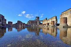Private Tour: Pompeii and Sorrento from Rome