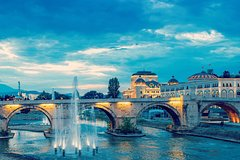 Imagen Day tour to Skopje, Macedonia