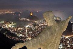 Ver la ciudad,Ver la ciudad,Tours de un día completo,Tours de un día completo,Cristo Redentor,Excursión a Pan de Azúcar