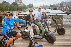 Imagen Tour of Paris in E-bike