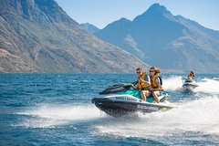 Imagen 1 Hour Guided Self-Drive Jet Ski Tour from Queenstown Bay
