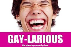 Imagen Gaylarious - An LGBT Friendly Stand-up Comedy Show