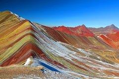 Imagen rainbow mountain group tour