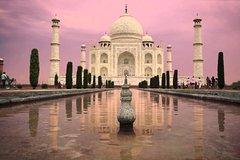 Taj Mahal Agra Overnight Tour from Delhi