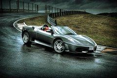 Imagen Drive a Ferrari F430 & EVO X Hot Lap