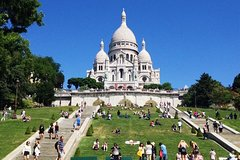 Paris Montmartre: 2 hour walking tour in English and German