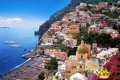 Small-Group Positano, Amalfi, and Ravello Day Tour from Sorrento with Lunch