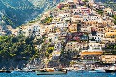 Semi-private: Amalfi Coast boat tour