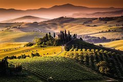 SEMI-PRIVATE: San Gimignano, Chianti & Florence: Towers and powers