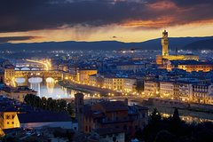 SEMI-PRIVATE: Florence by night and Palazzo Vecchio