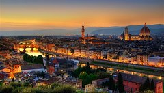 SEMI-PRIVATE: Florence by night and Uffizi