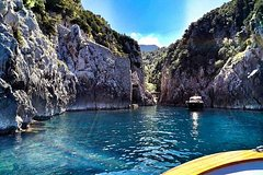 Semi-Private: Discover Sorrento and Capri - from Positano