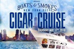 NYC Boats and Smokes Cigar Cruise