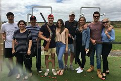 Imagen Clay Target Shooting Mornington Peninsula