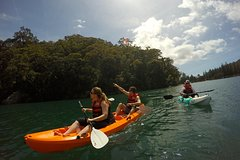 Imagen Explore Pittwater on a Double Kayak