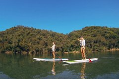 Imagen Ku-ring-gai Chase National Park Stand Up Paddleboard Tour