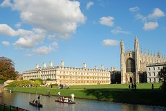 Private Chauffeured Minivan Tour to Cambridge from London Private Car Transfers