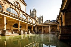Private Chauffeured Minivan Tour to Bath from London Private Car Transfers
