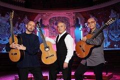 Barcelona Catalonia Spanish & Flamenco Guitar Concert at the Palau de la Música Catalana, Barcelona 9158P2