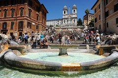 Semi-Private Walking Tour: Streets and Squares of the Eternal City