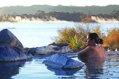 Imagen Tauranga Shore Excursion: Rotorua, Te Puia, and Polynesian Spa Tour