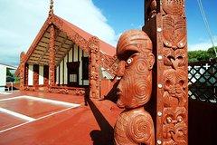 Imagen Shore Excursion: Rotorua City Hop-On Hop-Off Tour from Tauranga