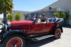 Imagen Full-Day Self-Drive Vintage Car Experience in Napier