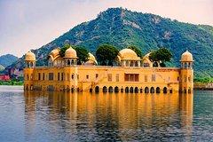 Salir de la ciudad,Excursiones de más de un día,Excursión a Agra,Excursión a Triángulo Dorado