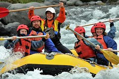 Imagen H2OHH White Water Rafting and Jet Boat Combo
