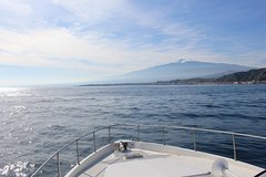 Private Taormina Sunset Cruise with Dinner on Board