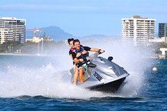 1hr Jet Ski Tour Gold Coast - NO LICENCE REQUIRED - SELF DRIVE