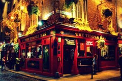 The Best of Temple Bar: Dublin Pub Tour in Spanish