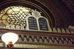 Ver la ciudad,Ver la ciudad,Tours andando,Barrio Judío,Con entrada a la Sinagoga