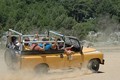 Jeep Safari to Taurus Mountains with Lunch at Dimcay River