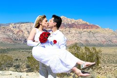 Destination Wedding: Red Rock Canyon Ceremony