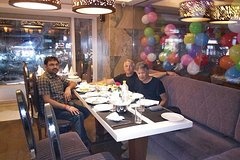 Private Evening dinner and night life of Taj city with Transfer