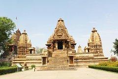 Private Half-Day Khajuraho Temples Tour from Khajuraho