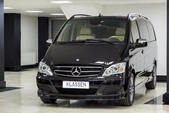 Imagen Private Departure Transfer: Central London to Heathrow Airport in a Luxury Van