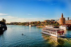 Imagen Seville 2.5-Hour Sightseeing Tour and River Cruise