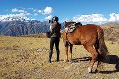 Imagen Cusco Horseback Riding tour around Sacsayhuaman