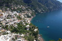 Sorrento, Positano, Pompei and winery tour