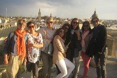 Imagen Excursão a pé pelos terraços em Sevilha