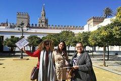 Imagen Learn Spanish Seville Santa Cruz Walking Tour