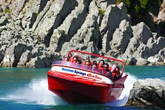 Hanmer Springs Jetboat Quad Bike and Bungy Jump combo