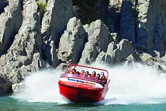 Hanmer Springs Jetboat and Bungy Jump combo