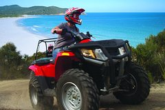 Imagen Half-Day Guided ATV Exploration Tour from Coles Bay