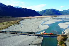 Imagen 6-Day South Island Tour from Christchurch Including Milford Sound, Queenstown and Fox Glacier or Franz Josef Glacier