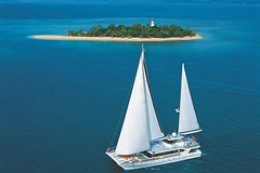 Wavedancer Low Isles Great Barrier Reef Sailing Cruise from Palm Cove